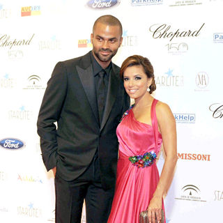Tony Parker, Eva Longoria in The Starlite Gala to Raise Funds for The American Cancer Society