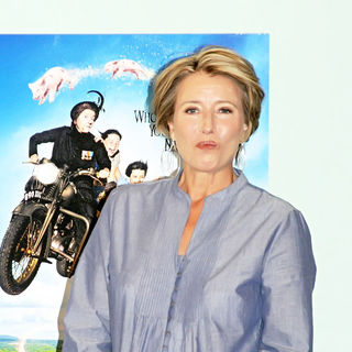 Emma Thompson in Emma Thompson Hosts A Special Event for Children to Discuss Her New Film 'Nanny McPhee Returns'