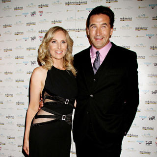 Chynna Phillips, Billy Baldwin in 2010 Miss Universe Pageant