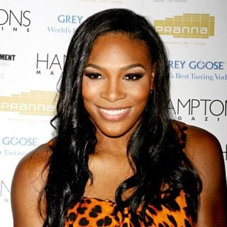 Serena Williams in Serena Williams Celebrates Her Cover of Hamptons Magazine with A Party - Arrivals