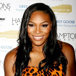 Serena Williams - Serena Williams Celebrates Her Cover of Hamptons Magazine with A Party - Arrivals