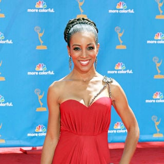 Shaun Robinson in The 62nd Annual Primetime Emmy Awards