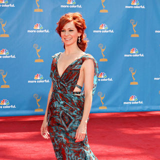 Carrie Preston in The 62nd Annual Primetime Emmy Awards