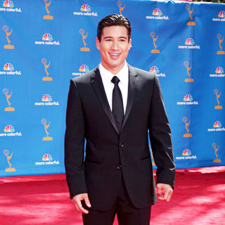 Mario Lopez in The 62nd Annual Primetime Emmy Awards