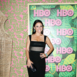 Julia Louis-Dreyfus in HBO's 62nd Annual Primetime Emmy Awards After Party - Arrivals