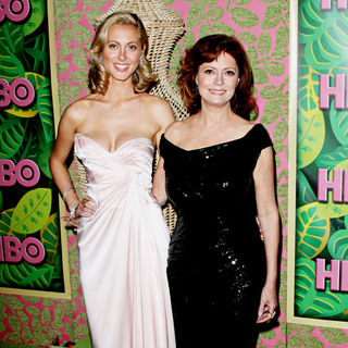 Eva Amurri, Susan Sarandon in HBO's 62nd Annual Primetime Emmy Awards After Party - Arrivals