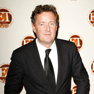 Piers Morgan in Entertainment Tonight Primetime EMMY Awards After Party