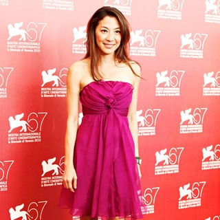 Michelle Yeoh in Photocall for The Movie 'Reign of Assasins' During The 67th Venice International Film Festival - wenn5536048