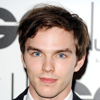 Nicholas Hoult in GQ Man of The Year Awards - Inside Arrivals