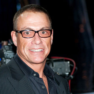 Jean-Claude Van Damme in Miss Ukraine 2010 Beauty Pageant