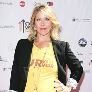 Christina Applegate in 2010 Stand Up To Cancer - Arrivals
