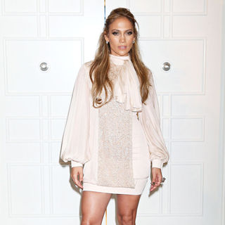 Jennifer Lopez in Fashion's Night Out