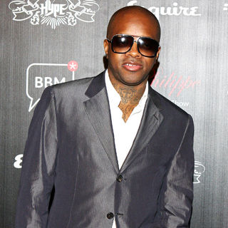 Jermaine Dupri in House of Hype VMA 2010 Hospitality and Ultra Lounge