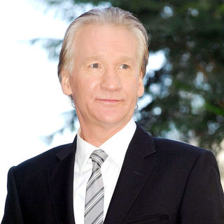 Bill Maher in Bill Maher Receives The 2,417th Star on The Hollywood Walk of Fame