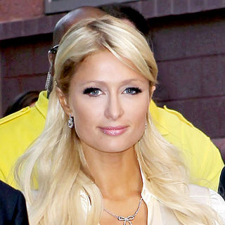 Paris Hilton - Paris Hilton Leaving Clark County Courthouse Where She Has Been Handed A One-Year Suspended Sentence