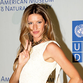 Gisele Bundchen in The 2010 United Nations MDG Summit