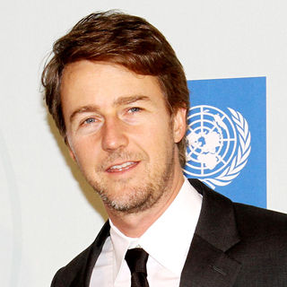 Edward Norton in The 2010 United Nations MDG Summit Kick Off