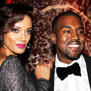 Selita Ebanks, Kanye West in 2010 New Yorkers For Children Fall Gala - Inside