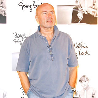 Phil Collins Presents His New Album 'Going Back'