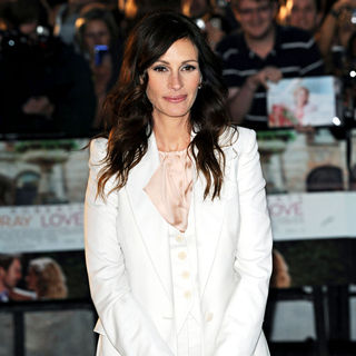 Julia Roberts in 'Eat, Pray, Love' UK Film Premiere
