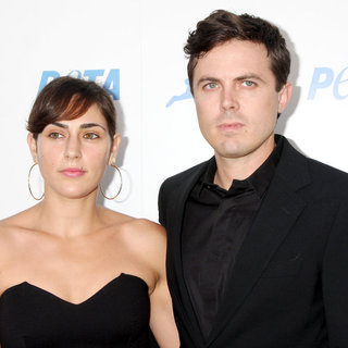 Casey Affleck in The PETA's 30th Anniversary Gala And Humanitarian Awards - wenn5548127