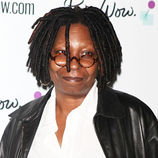 Whoopi Goldberg in PureWow.com Launch Party