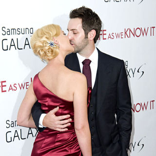 Katherine Heigl, Josh Kelley in New York Premiere of 'Life as We Know It' - Arrivals