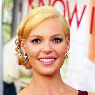 Katherine Heigl in New York Premiere of 'Life as We Know It' - Arrivals