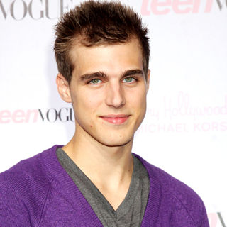 Cody Linley in The 8th Annual Teen Vogue Young Hollywood Party - Arrivals - wenn5550984