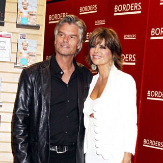 Harry Hamlin, Lisa Rinna in Lisa Rinna Promotes 'Starlit' & 'Full Frontal Nudity'