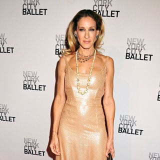 Sarah Jessica Parker in New York City Ballet 2010 Fall Gala