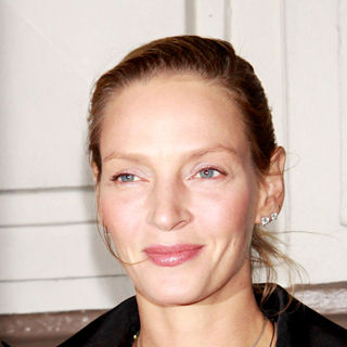 Uma Thurman in Opening Night of The Broadway Production of 'David Mamet's A Life In The Theatre' - Arrivals