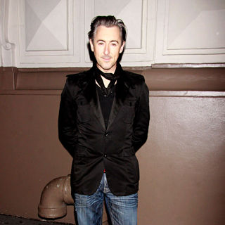 Alan Cumming in Opening Night of The Broadway Production of 'David Mamet's A Life In The Theatre' - Arrivals