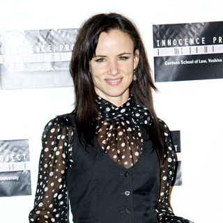 Juliette Lewis in Screening of 'Conviction' Hosted by The Innocence Project