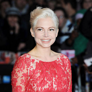 Michelle Williams in The 54th BFI London Film Festival: 'Blue Valentine' UK Film Premiere - Arrivals