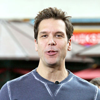 "Dane Cook in Dane Cook Talks About His Latest Comedy DVD ""I Did My Best, Greatest Hits"""