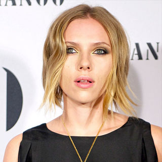 Scarlett Johansson - Mango Fashion Awards 3rd Edition - Arrivals