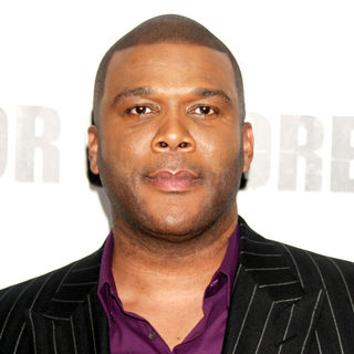 Tyler Perry in NYC Movie Premiere of 'For Colored Girls' - Arrivals