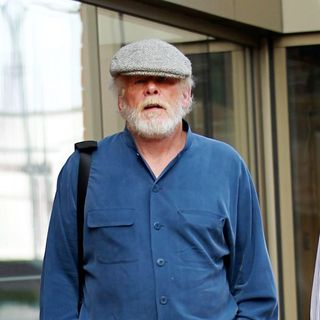 Nick Nolte in Nick Nolte Sporting A Full Beard
