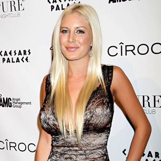 Heidi Montag in Heidi Montag Brings Halloween Spirit to Pure Nightclub