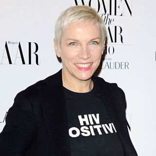 Annie Lennox in Harper's Bazaar Women Of The Year Awards