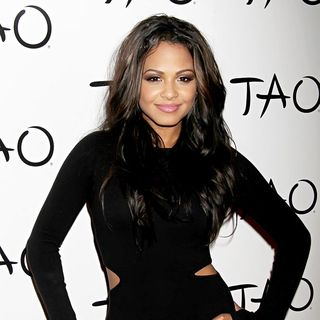 Christina Milian in Tao Las Vegas Celebrates 5 Year Anniversary