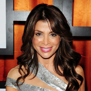 Paula Abdul in The 16th Annual InterContinental Miami Make-A-Wish Ball