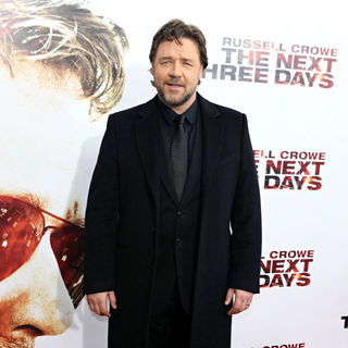 Russell Crowe in Special Screening of The Next Three Days