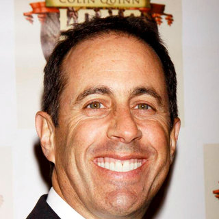 Jerry Seinfeld in Opening Night After Party for The Broadway Production of 'Colin Quinn Long Story Short' - wenn5569174