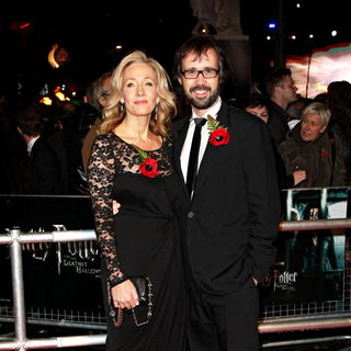 J.K. Rowling, Neil Murray in World Premiere of 'Harry Potter and the Deathly Hallows: Part I' - Arrivals