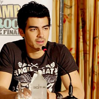 Joe Jonas - Press Conference To Promote Film 'Camp Rock 2: The Final Jam'