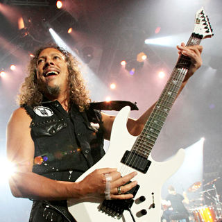 Metallica Performing Live at Adelaide Entertainment Centre - wenn5573395