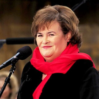 Susan Boyle in Susan Boyle Performing Live as Part of The 'Today Show' Concert Series