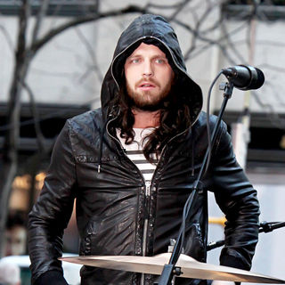 Nathan Followill, Kings of Leon in Kings of Leon Performing Live as Part of The 'Today Show' Concert Series